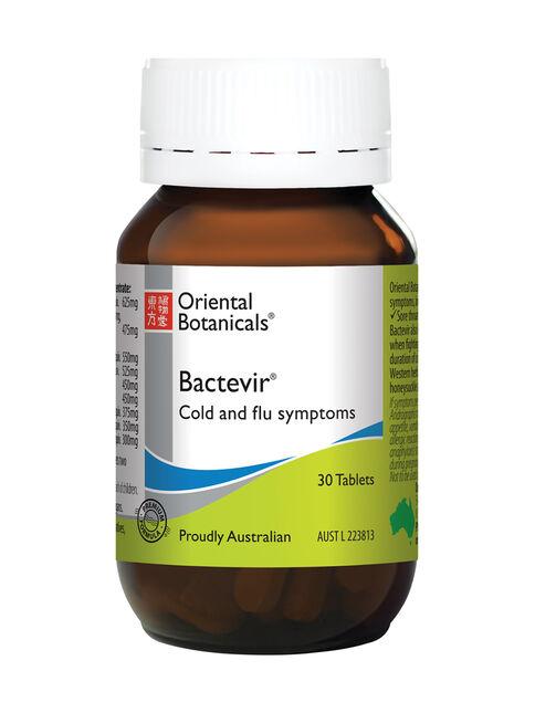 Bactevir 30 Tablets