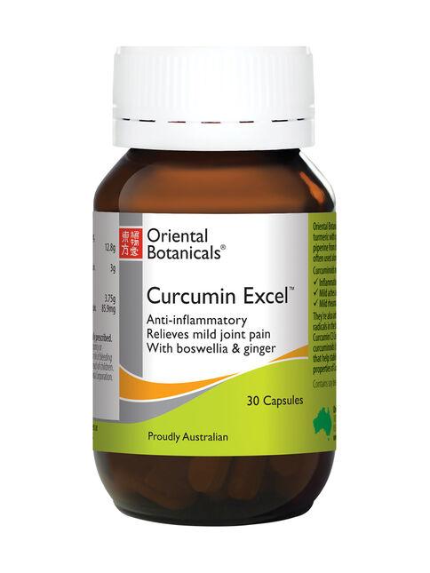 Curcumin Excel 30 Capsules