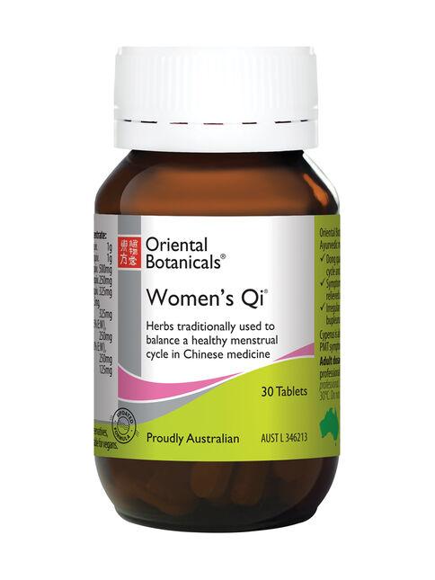 Women's Qi 30 Tablets