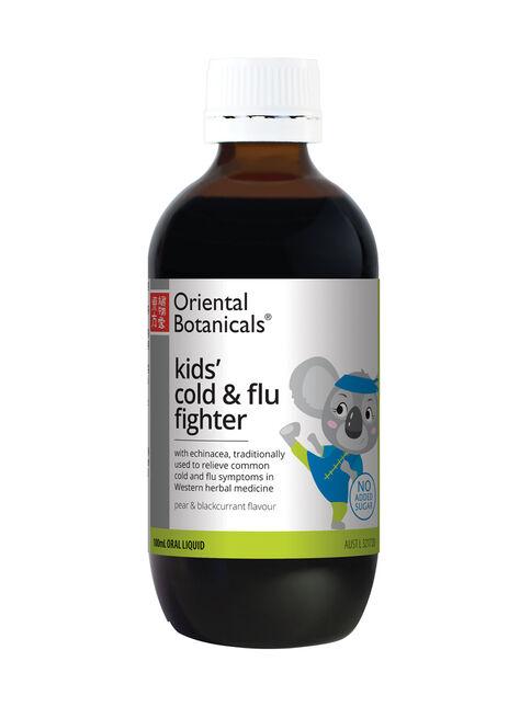 Kids' Cold & Flu Fighter 100mL