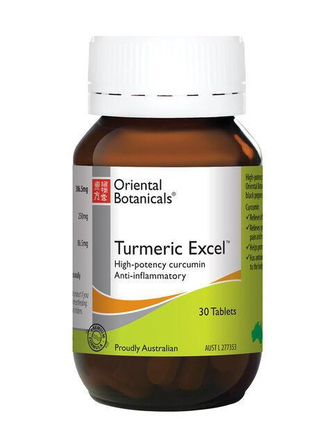 Turmeric Excel 30 Tablets