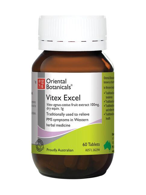 Vitex Excel 60 Tablets