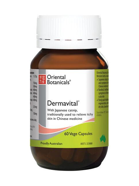 Dermavital 60 Vege Capsules