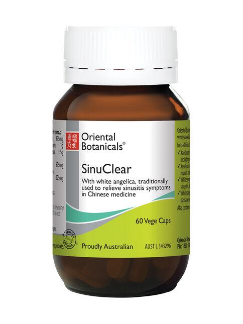 SinuClear 60 Vege Capsules