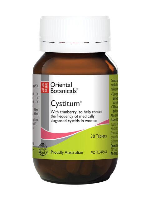 Cystitum 30 Tablets